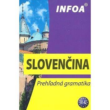Infoa Slovenčina: Přehledná gramatika (978-80-7240-648-7)
