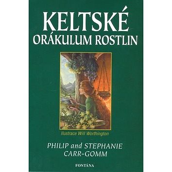 Keltské orákulum rostlin: Kniha a 36 karet (978-80-7336-453-3)