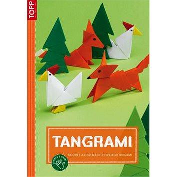 Tangrami: SK5812 - figúrky a dekorácie z dielikov origami (978-80-7342-172-4)