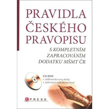Pravidla českého pravopisu: s kompletním zpracováním dodatku MŠMT ČR (978-80-251-2252-5)