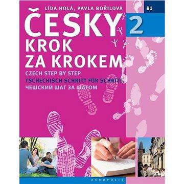 Česky krok za krokem 2 + 2 CD: Czech step by step (978-80-86903-92-7)