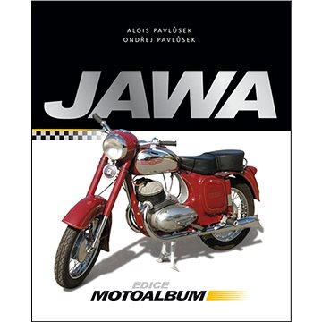 Jawa: Cestovní a sportovní motocykly, automobily (978-80-251-1939-6)