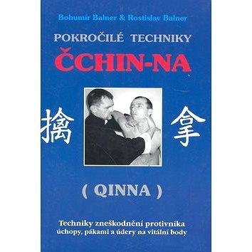 Pokročilé techniky Čchin-Na: (Qinna) (978-80-88969-11-2)