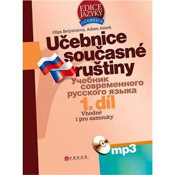 Učebnice současné ruštiny 1. díl + mp3: Vhodné i pro samouky (978-80-251-2442-0)