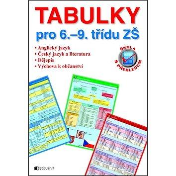 Tabulky pro 6.-9. tř. ZŠ: Škola s přehledem (978-80-253-0892-9)