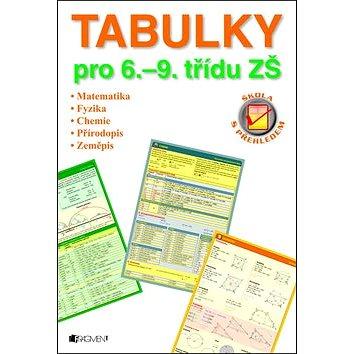 Tabulky pro 6.-9. tř. ZŠ: Škola s přehledem (978-80-253-0899-8)