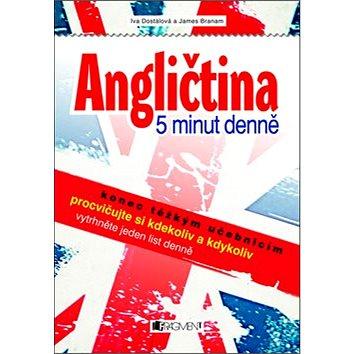 Angličtina 5 minut denně (978-80-253-0819-6)