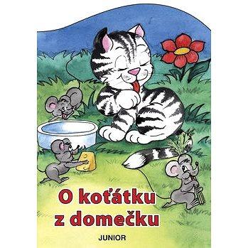 O koťátku z domečku (80-7267-374-2)