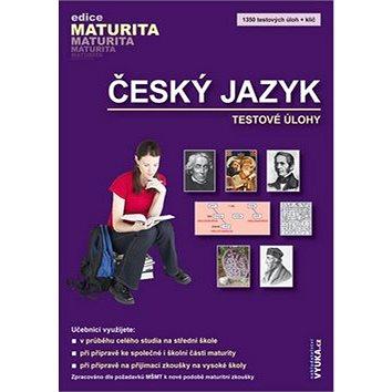 Český jazyk Testové úlohy (978-80-86873-12-1)