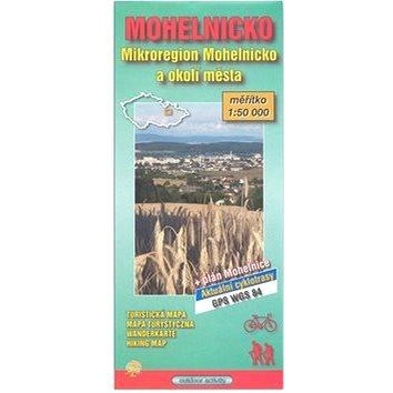 Mohelnicko: 1:50 000 (978-80-87137-10-9)