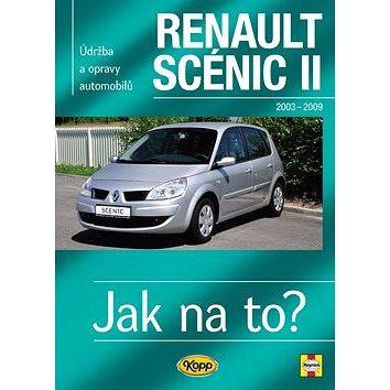 Renault Scenic II od r.2003 do r.2009: Údržba a opravy automobilů č.104 (978-80-7232-391-3)