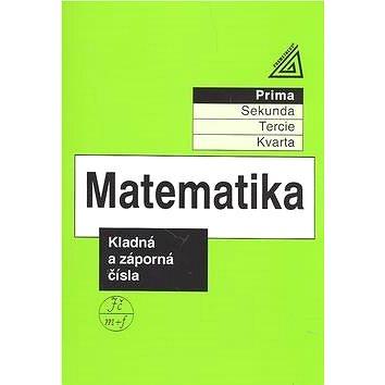 Matematika Kladná a záporná čísla (978-80-7196-371-4)