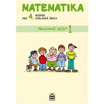 Matematika pro 4. ročník základní školy: Pracovní sešit 1 (978-80-7235-435-1)