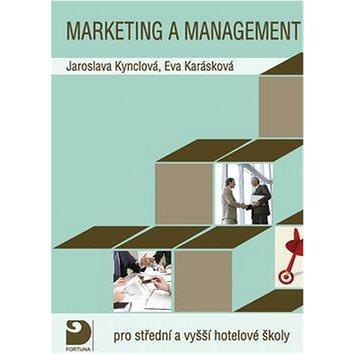 Marketing a management pro střední a vyšší hotelové školy (978-80-7373-061-1)