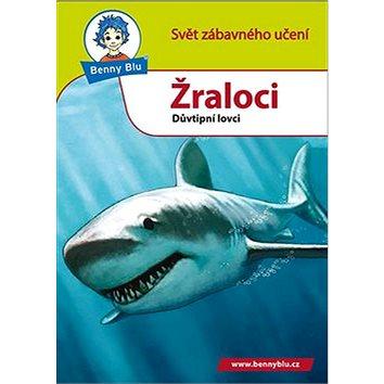 Benny Blu Žraloci: Důvtipní lovci (978-80-87223-18-5)