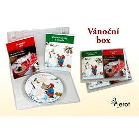 Vánoční box: Vánoční stůl, Vánoční zvyky, CD (978-80-7353-111-9)