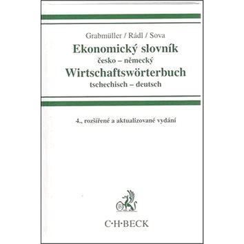 Ekonomický slovník česko-německý Wirtschaftswörterbuch tsechitsch-deutsch: 4. rozšířené vydání (80-7179-640-9)