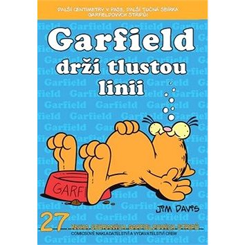 Garfield drží tlustou linii: Číslo 27 (978-80-87083-60-4)