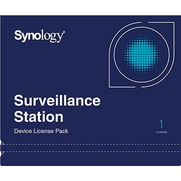 Synology NAS licence pro další IP kameru do Surveillance Station (IPC)