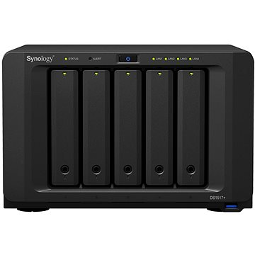 Synology DiskStation DS1517+ 8GB (DS1517+ (8GB))