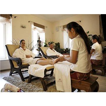Allegria Relaxační masáž nohou