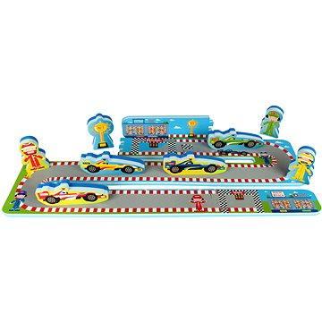 Puzzle do vany - Automobilový závod (874246000366)