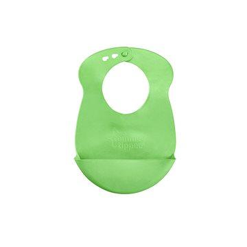 Plastový bryndáček Explora - zelený (ASTR5010415635143)