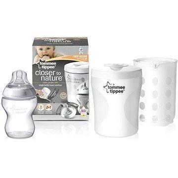 Cestovní sterilizátor na kojeneckou láhev C2N (5010415231000)
