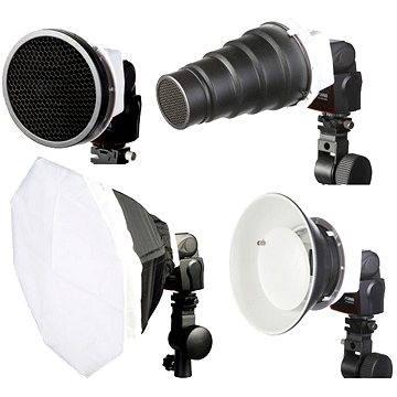 Terronic Creative set pro DSLR blesky 4v1 (FY4270)