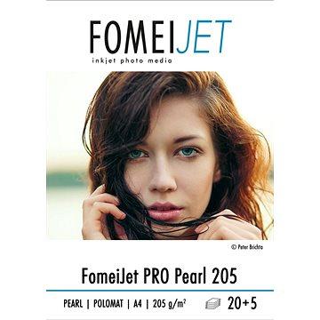 FOMEI Jet PRO Pearl 205 A4 - balení 20ks + 5ks zdarma (EY5484)