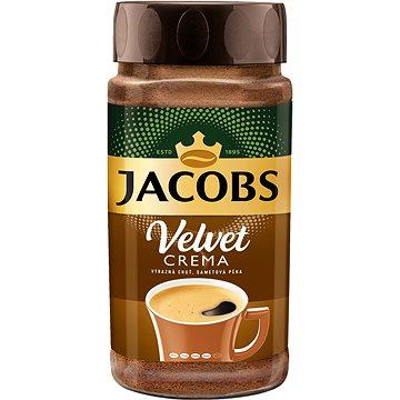 JACOBS Velvet, instantní káva, 200g (8711000515297)