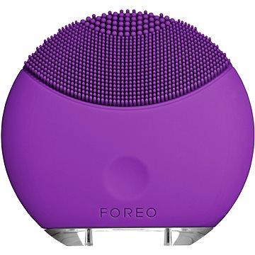 FOREO LUNA mini čisticí kartáček na pleť fialový (F0048)
