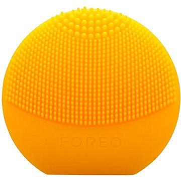 FOREO LUNA play čisticí kartáček na pleť slunečnicově žlutý (F7177)