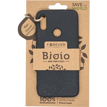 Forever Bioio pro Xiaomi Redmi Note 7 černý (GSM096195)
