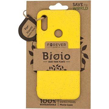 Forever Bioio pro Xiaomi Redmi Note 7 žlutý (GSM096199)