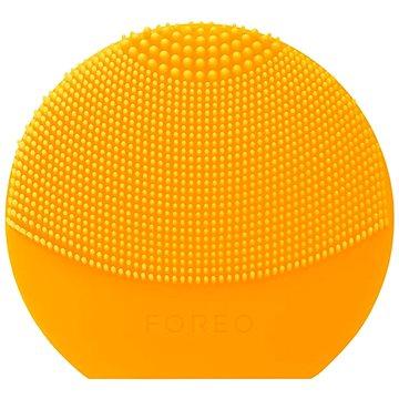 FOREO LUNA play plus čisticí kartáček na pleť, slunečnicově žlutý (F7744)