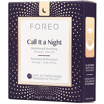 FOREO UFO/UFO mini Maska Call It a Night, balení po 7ks (F3821)