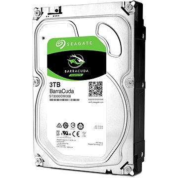 Seagate BarraCuda HDD 3TB (ST3000DM008)
