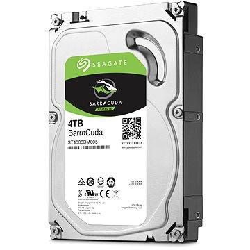 Seagate BarraCuda HDD 4TB (ST4000DM005)