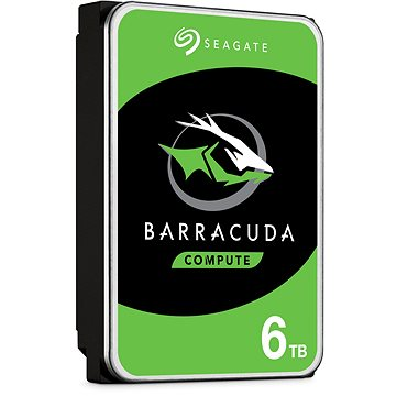 Seagate BarraCuda 6TB (ST6000DM003)