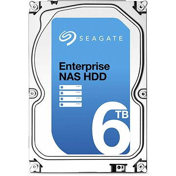 Seagate Enterprise NAS HDD 6TB (ST6000VN0001)