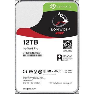 Seagate IronWolf Pro 12TB (ST12000NE0007)
