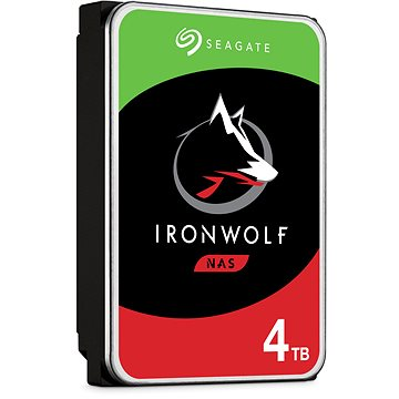Seagate IronWolf 4TB (ST4000VN008)