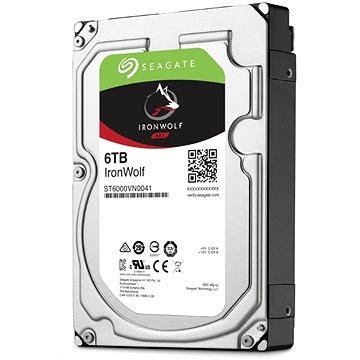 Seagate IronWolf HDD 6TB (ST6000VN0041)