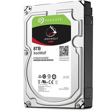 Seagate IronWolf HDD 8TB (ST8000VN0022)