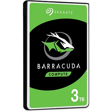 Seagate BarraCuda Laptop 3TB (ST3000LM024)