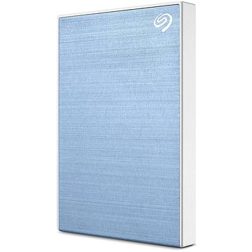 Seagate Backup Plus Slim 1TB Light Blue (STHN1000402)