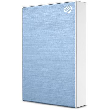 Seagate One Touch Portable 5TB, Light Blue (STKC5000402)