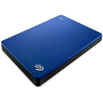 Seagate BackUp Plus Slim Portable 1TB modrý (STDR1000202)