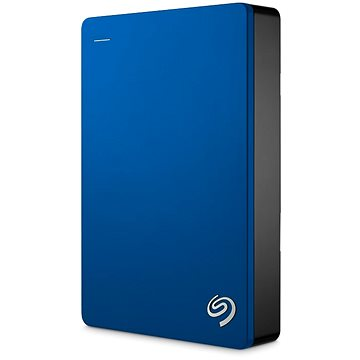 Seagate BackUp Plus Portable 4TB modrý + 200GB OneDrive (STDR4000901)